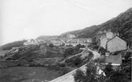 Barmouth, Harlech Road 1894