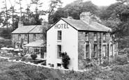 Barmouth, Hendre Mynach Hall Hotel c.1960