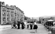 Barmouth, Marine Parade 1908