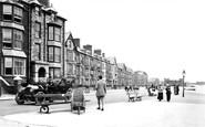 Barmouth, Marine Parade 1913