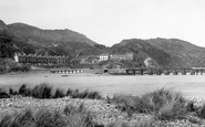 Barmouth, Porkington From Penthryn 1889