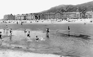 Barmouth, Sands 1933