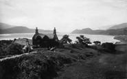 Barmouth, The Estuary 1888