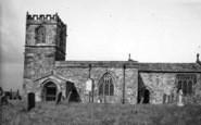 Barmston, All Saints' Church c.1955
