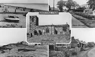 Barmston, Composite c.1960