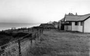 Barmston, South Cliff Bungalows c.1955