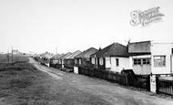 Barmston, South Cliff Bungalows c.1960
