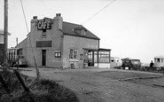 Barmston, The Head View Cafe c.1955
