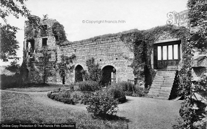 Barnard Castle, 1914