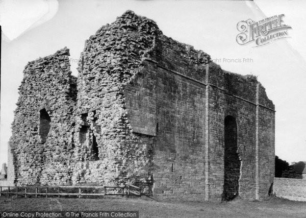 Barnard Castle, Bowes Castle 1914
