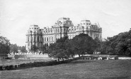 Barnard Castle, Bowes Museum 1890