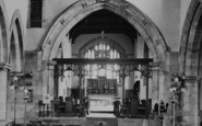 Barnard Castle, Church Screen 1914