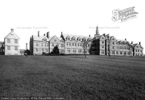 Barnard Castle, County School 1892