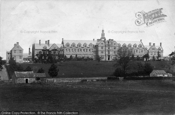 Barnard Castle, County School 1898