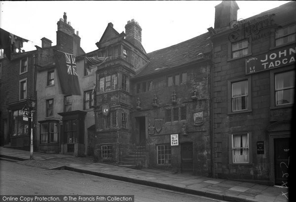 Barnard Castle, Cromwell Old House c.1930