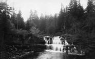 Barnard Castle, Deepdale Falls 1898