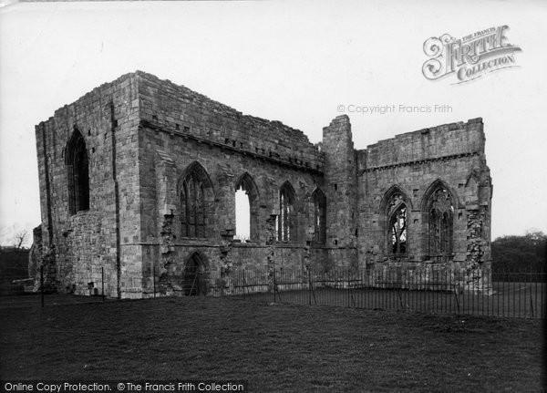 Barnard Castle, Egglestone Abbey c.1930