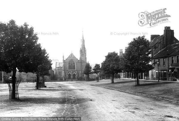 Barnard Castle, Galgate 1898