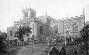 Barnard Castle, St Mary's Parish Church 1892