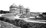 Barnard Castle, The Bowes Museum 1914