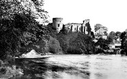 Barnard Castle, The Castle 1898