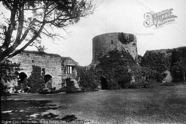 Barnard Castle, The Castle 1898