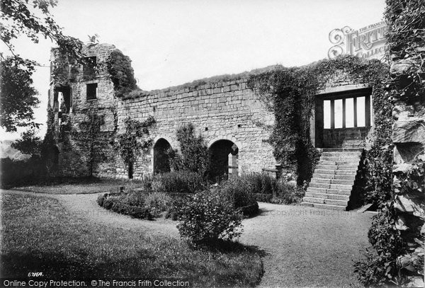 Barnard Castle, The Castle 1914