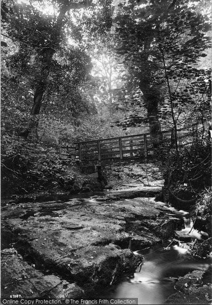 Barnard Castle, The Woods 1914