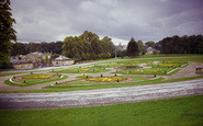 Barnard Castle, View From Bowes Museum 1984