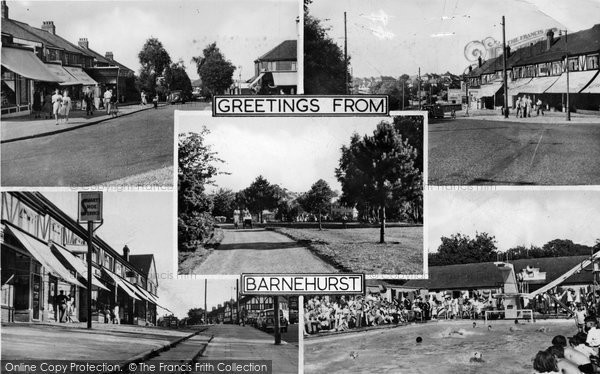Barnehurst, Composite c.1955