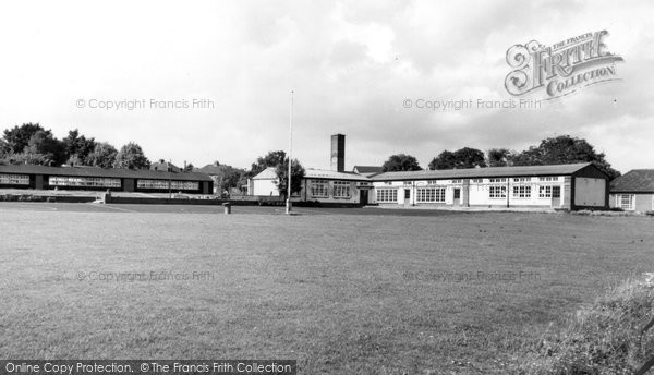 Barnehurst, Mayplace County Primary School c.1965