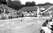 Barnehurst, Swimming Pool c1955