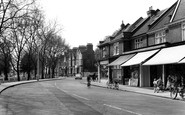 Barnes, Church Road c1965