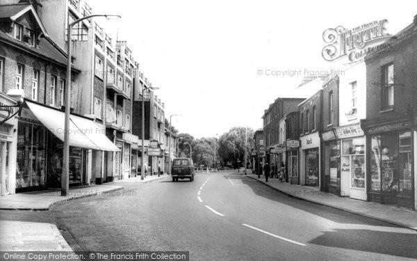 Barnes, High Street c.1965