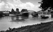 Barnes, The Bridge c.1960