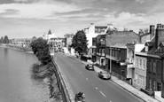 Barnes, The Terrace c.1960