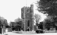 Barnet, Monken Hadley Church c.1955