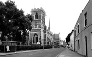 Barnet, St John's Church c.1965