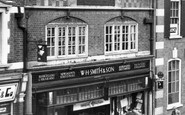 Barnet, Wh Smith & Son c.1955
