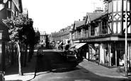 Barnoldswick, Albert Road c.1960