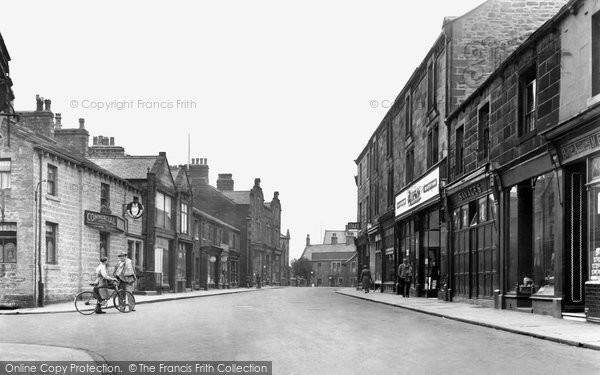 Barnoldswick, Church Street 1952