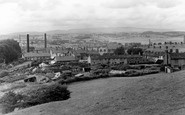 Barnoldswick, General View c.1955