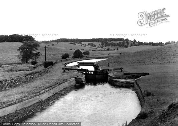 Barnoldswick, The Locks c.1955