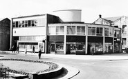 Barnoldswick, The Post Office Buildings c.1965