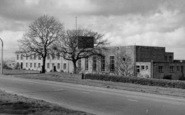 Barnoldswick, The Secondary School c.1955