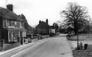 Barns Green, the Village c1960