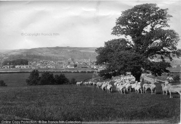 Barnstaple, 1890