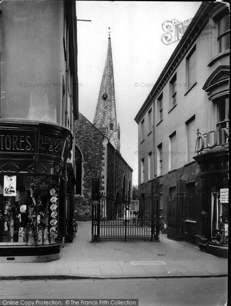 Barnstaple, 1936