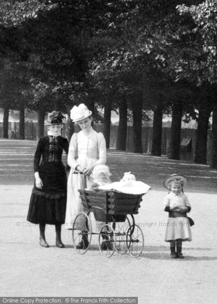 Barnstaple, A Family 1890