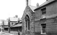 Barnstaple, Almshouses 1903